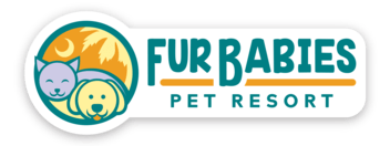 Fur Babies Pet Resort Logo
